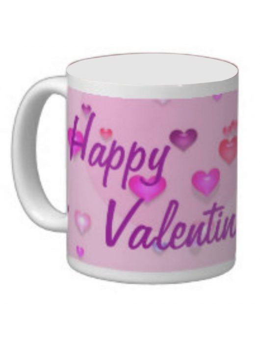 Valentin napi bögre