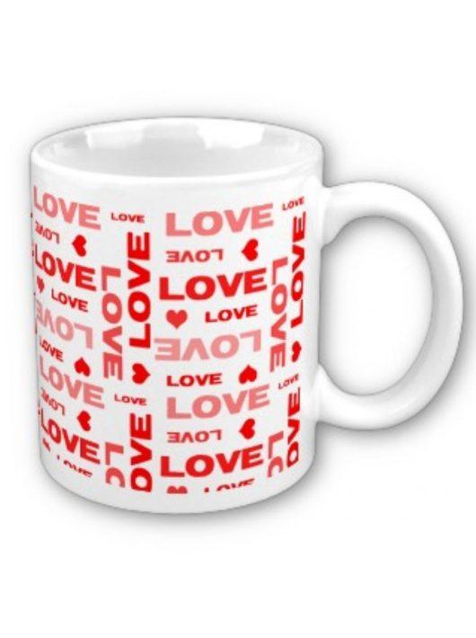 Love bögre