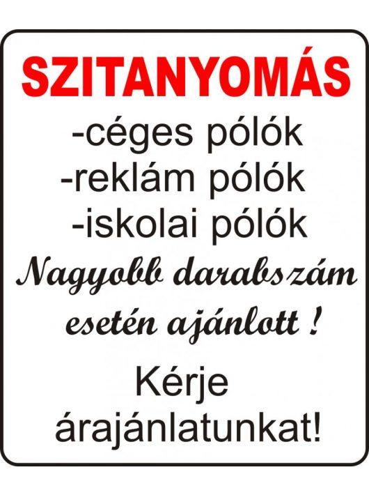 A PÓLÓ SZITANYOMÁSSAL
