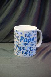 Papa bögre