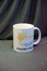 Forever-friends bögre