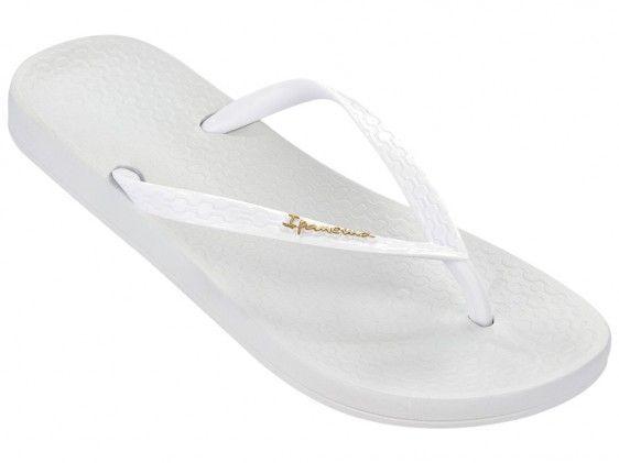 Ipanema Anatomica Tan női papucs fehér. COOL JUMP