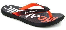 Rider R1 Energy V Kids gyerek papucs (fekete/narancssárga/fehér)