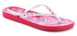 Ipanema Anatomic Lovely VII női papucs (pink/fehér)