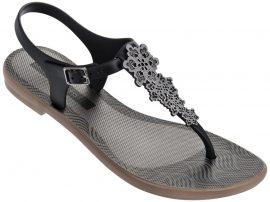 Grendha Romantic Sandal női szandál (barna/fekete)