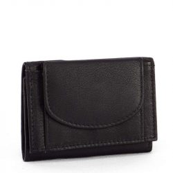 Bőr pénztárca kisméretű- LA SCALA