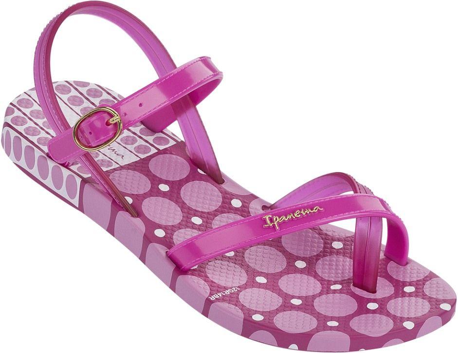Ipanema Fashion Sandal III Kids gyerek szandál (pink)